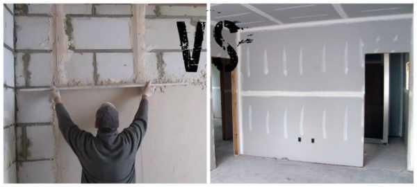 Как и чем выровнять стены в ванной под плитку: 4 способа